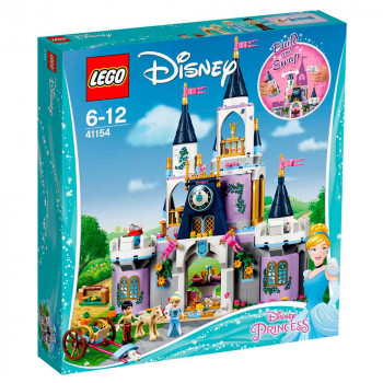 LEGO DISNEY PRINCESS CINDERELLAS  DREAM CASTLE