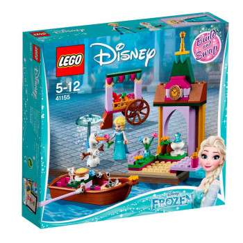 LEGO DISNEY PRINCESS ELSAS MARKET ADVENTURE