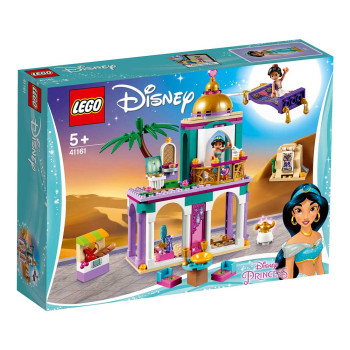 LEGO DISNEY PRINCESS ALADDIN AND JASMINE'S PALACE..