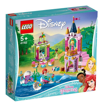 LEGO DISNEY PRINCESS AURORA  AND TIANA