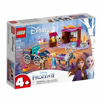 LEGO DISNEY PRINCESS ELSAS WAGON ADVENTURE