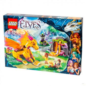 LEGO VILENJACI FIRE DRAGONS LAVA CAVE
