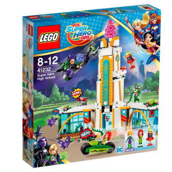 LEGO SUPER HERO GIRLS SUPER HERO HIGH SCHOOL