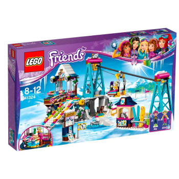 LEGO FRIENDS SNOW RESORT SKI LIFT