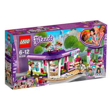 LEGO FRIENDS EMMAS ART CAFE