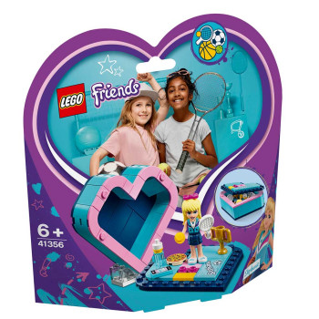 LEGO FRIENDS STEPHANIE'S HEART BOX