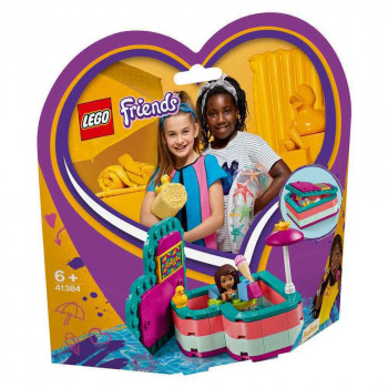 LEGO FRIENDS ANDREAS SUMMER HEART BOX