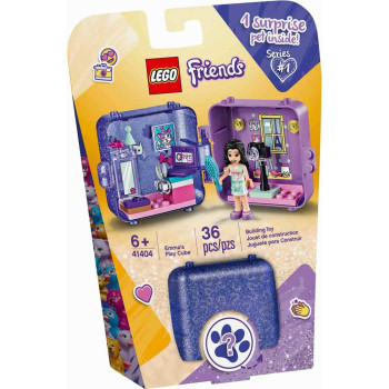 LEGO FRIENDS EMMA'S PLAY CUBE
