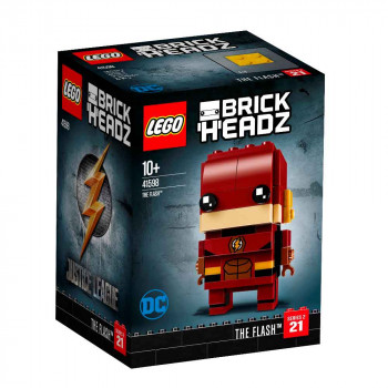 LEGO BRICK HEADZ FLASH