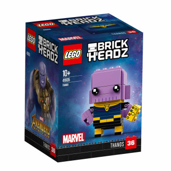 LEGO BRICK HEADZ THANOS