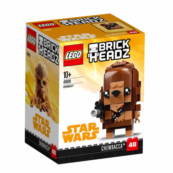 LEGO BRICK HEADZ CHEWBACCA