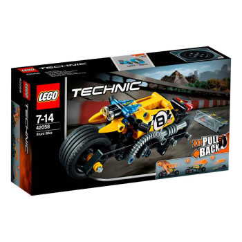 LEGO TECHNIC STUNT BIKE