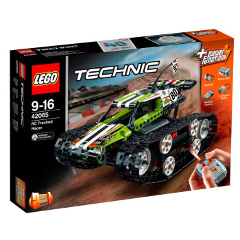 LEGO TECHNIC RC TRACKED RACER