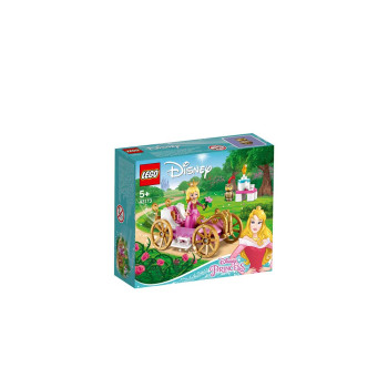 LEGO DISNEY PRINCESS AURORAS ROYAL CARRIAGE