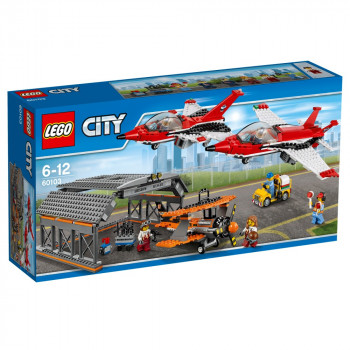 LEGO CITY AIRPORT AIR SHOW