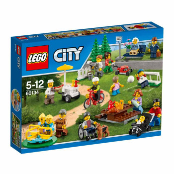 LEGO CITY FUN IN THE PARK