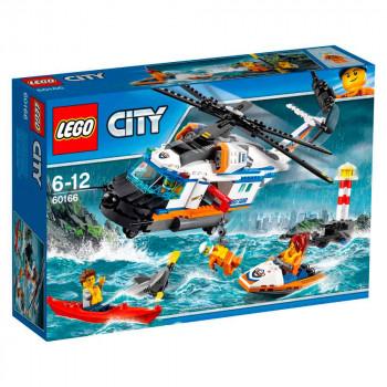 LEGO CITY HEAVY-DUTY RESCUE HELICOPTER V