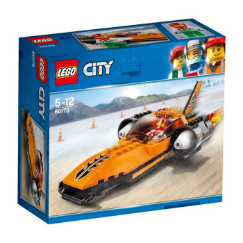 LEGO CITY SPEED RECORD CAR