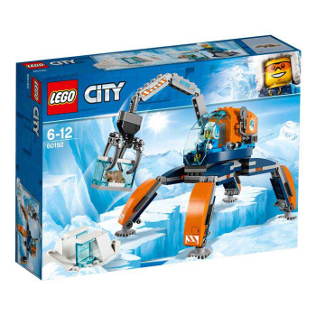 LEGO CITY ARCTIC ICE CRAWLER