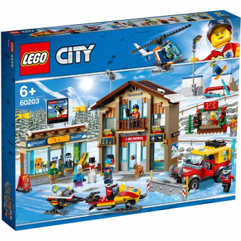 LEGO CITY SKI RESORT