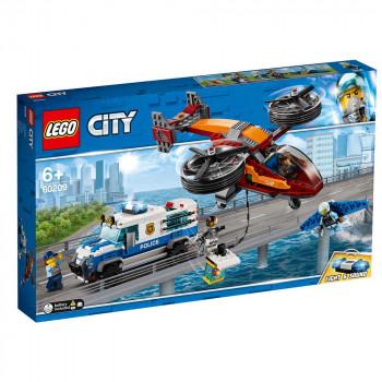 LEGO CITY SKY POLICE DIAMOND HEIST