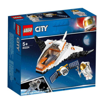 LEGO CITY SATELLITE SERVICE MISSION