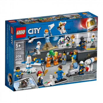 LEGO CITY PEOPLE PACK - SPACE RESEARCH AND DEVELOPMENT
