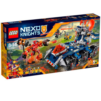LEGO NEXO KNIGHTS AXL S TOWER CARRIER