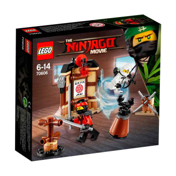 LEGO NINJAGO MOVIE SPINJITZU TRAINING