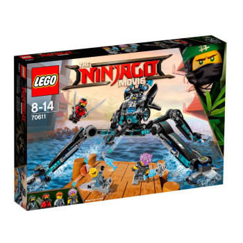 LEGO NINJAGO MOVIE WATER STRIDER