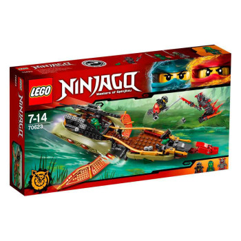 LEGO NINJAGO DESTINY'S SHADOW