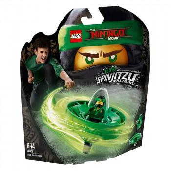 LEGO NINJAGO LLOYD - SPINJITZY MASTER