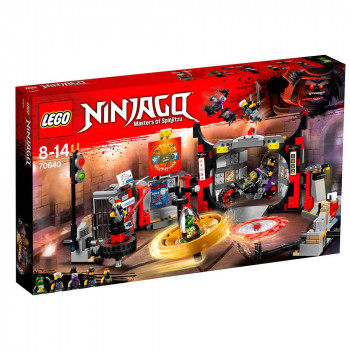 LEGO NINJAGO S.O.G. HEADQUARTERS