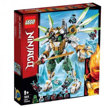 LEGO NINJAGO LLOYDS TITAN MECH