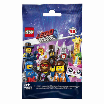 LEGO MINIFIGURE MOVIE 2 KESICE