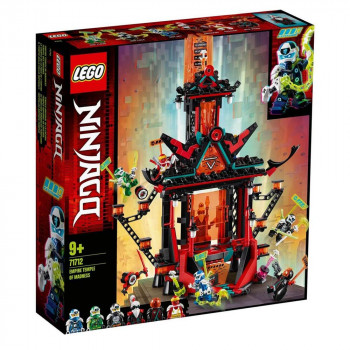 LEGO NINJAGO EMPIRE TEMPLE OF MADNESS