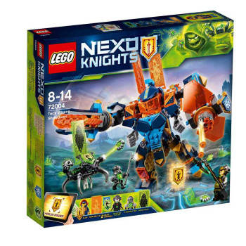 LEGO NEXO KNIGHTS TECH WIZARD SHOWDOWN