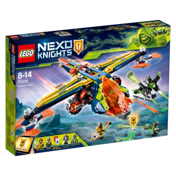 LEGO NEXO KNIGHTS KNIGHT AARONS X-BOW