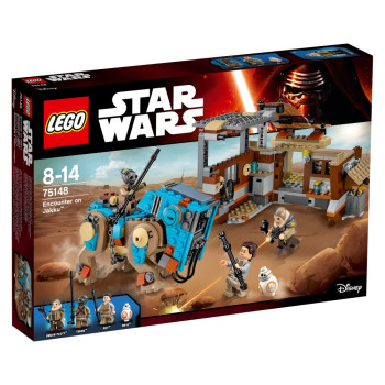 LEGO STAR WARS ENCOUNTER JAKKU