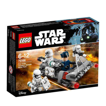 LEGO STAR WARS FIRST ORDER TRANSPORT SPEEDE..
