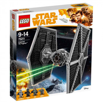 LEGO STAR WARS IMPERIAL TIE FIGHTER