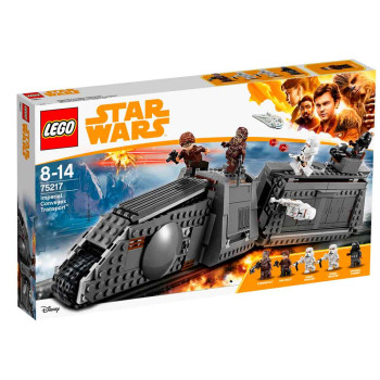 LEGO STAR WARS IMPERIAL CONVEYEX TRANSPORT