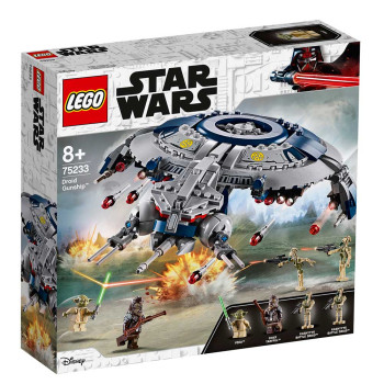 LEGO STAR WARS DROID GUNSHIP?