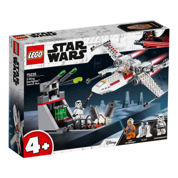LEGO STAR WARS X-WING STARFIGHTER? TRENCH RUN