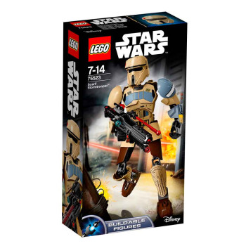 LEGO STAR WARS SCARIF STORMTROOPER