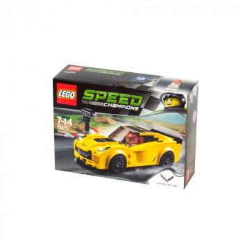 LEGO SPEED CHAMPIONS CHEVTOLET CORVETTE