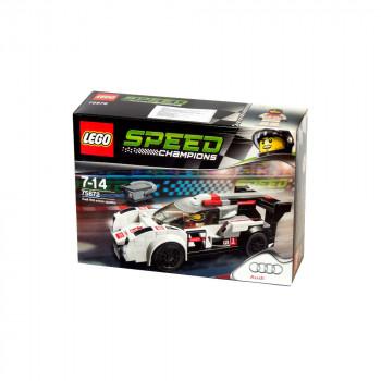 LEGO SPEED CHAMPIONS AUDI R18-E TRON QUATTRO