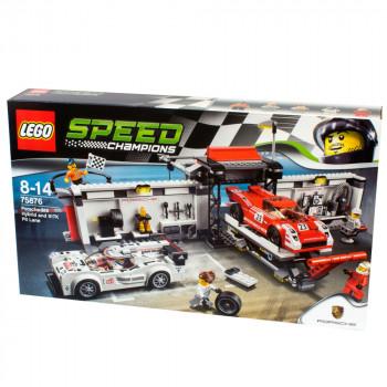 LEGO SPEED CHAMPIONS PORSCHE 919