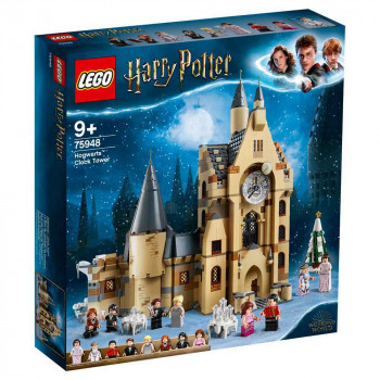 LEGO HARRY POTTER TM HOGWARTS CLOCK TOWER