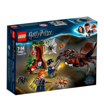 LEGO HARRY POTTER ARAGOG S LAIR